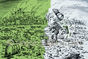 Ecology Cartoons