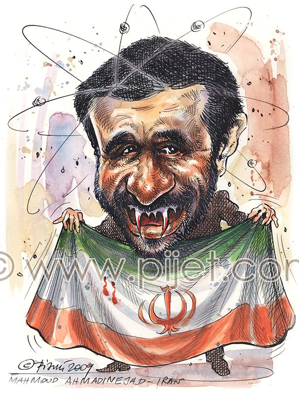 Mahmood Ahmadinejad