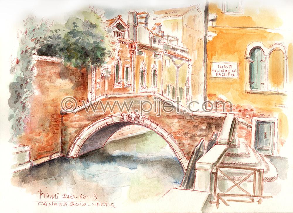 Venice, Canareggio.