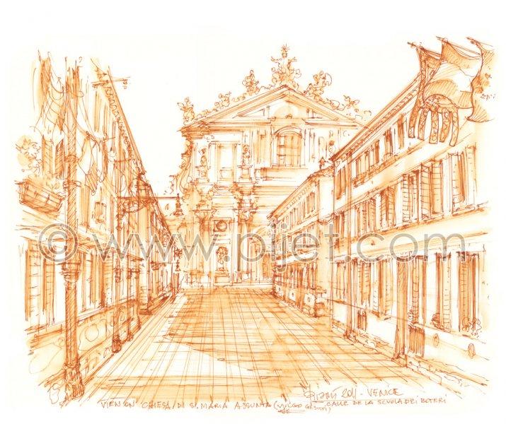 Gesuiti, Venice