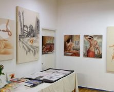 "The ""Open Studio"" Exhibit 2017"